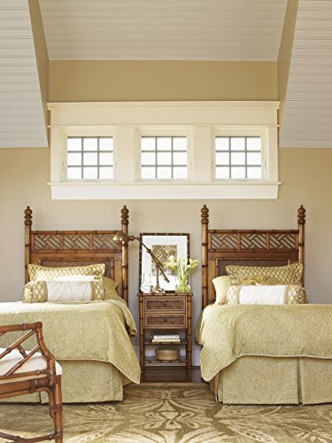 Tommy Bahama Bedroom Furniture tommy Bahama Home island Estate Ginger island Nightstand In Plantation