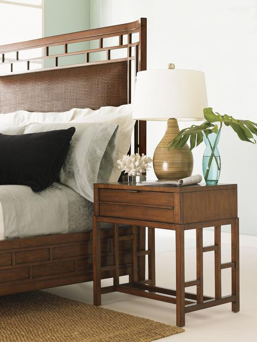 Tommy Bahama Bedroom Furniture tommy Bahama Home Ocean Club Paradise Point Bed