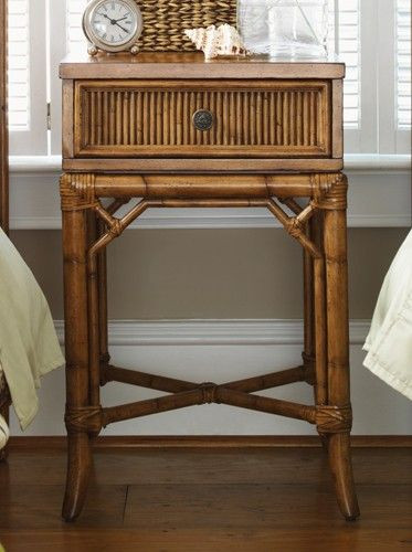 Tommy Bahama Bedroom Furniture tommy Bahama Style Nightstand
