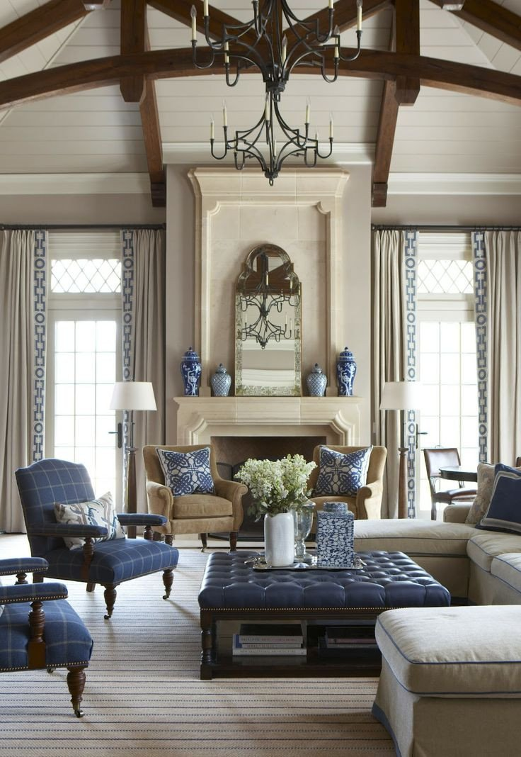 Traditional Blue Living Room 25 Traditional Living Room Design Ideas Decoration Love
