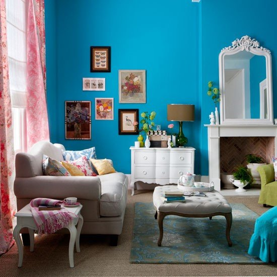 Traditional Blue Living Room Amazing Traditional Living Room Decorating Ideas Hupehome