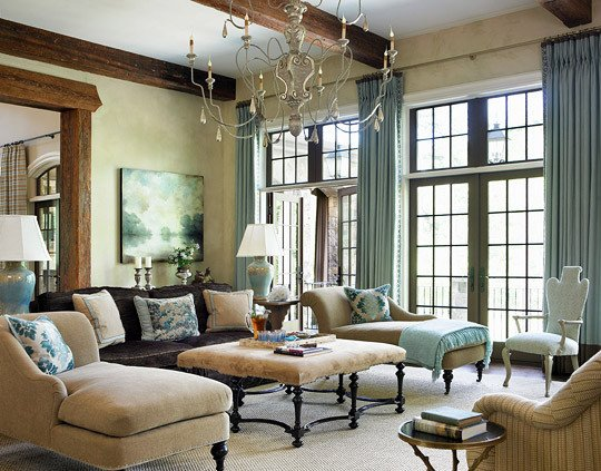 Traditional Chic Living Room Decorating Ideas Elegant Living Rooms
