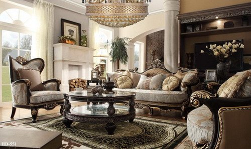 Traditional Chic Living Room Easy Tips to Make Classic Style Living Room Ideas Home