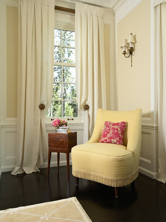 Traditional Draperies Living Room 10 Lovely Ideas for Linen Curtains Modernize