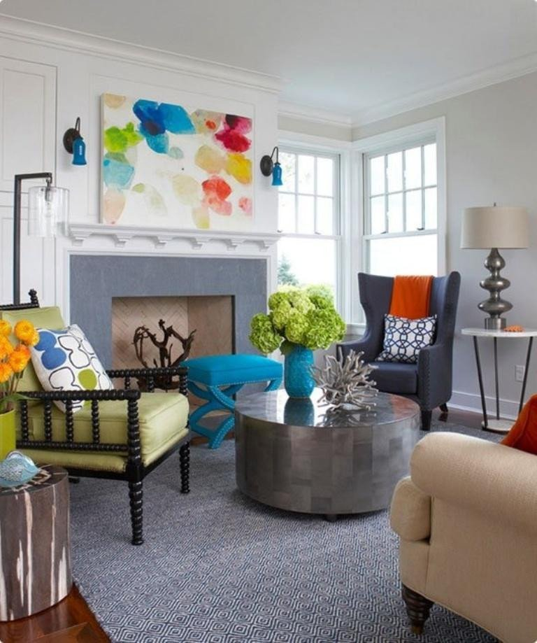 Traditional Eclectic Living Room 20 Modern Eclectic Living Room Design Ideas Rilane