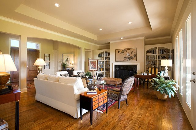 Traditional Eclectic Living Room Eclectic Design Traditional Living Room Dallas by