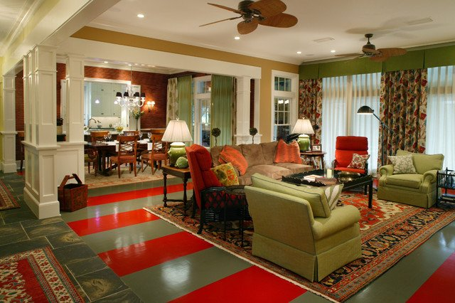 Traditional Eclectic Living Room Traditional Eclectic Eclectic Living Room