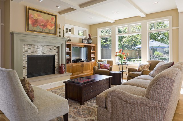 Traditional Eclectic Living Room Updated Traditional Living Room Eclectic Living Room