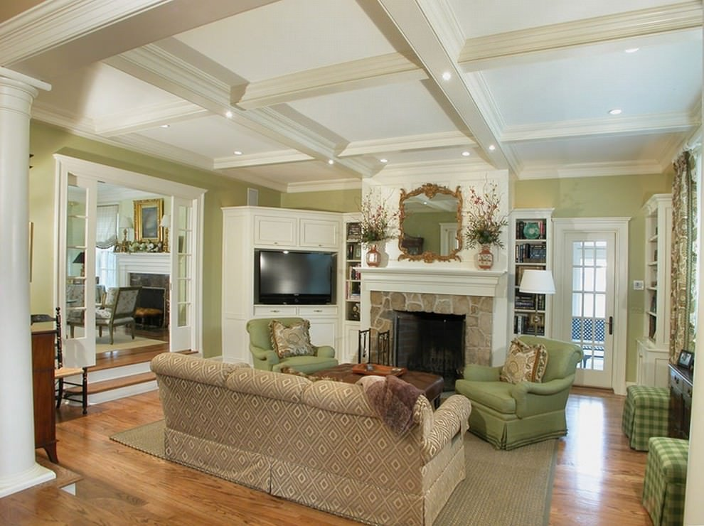 Traditional Green Living Room 21 Green Living Room Designs Decorating Ideas