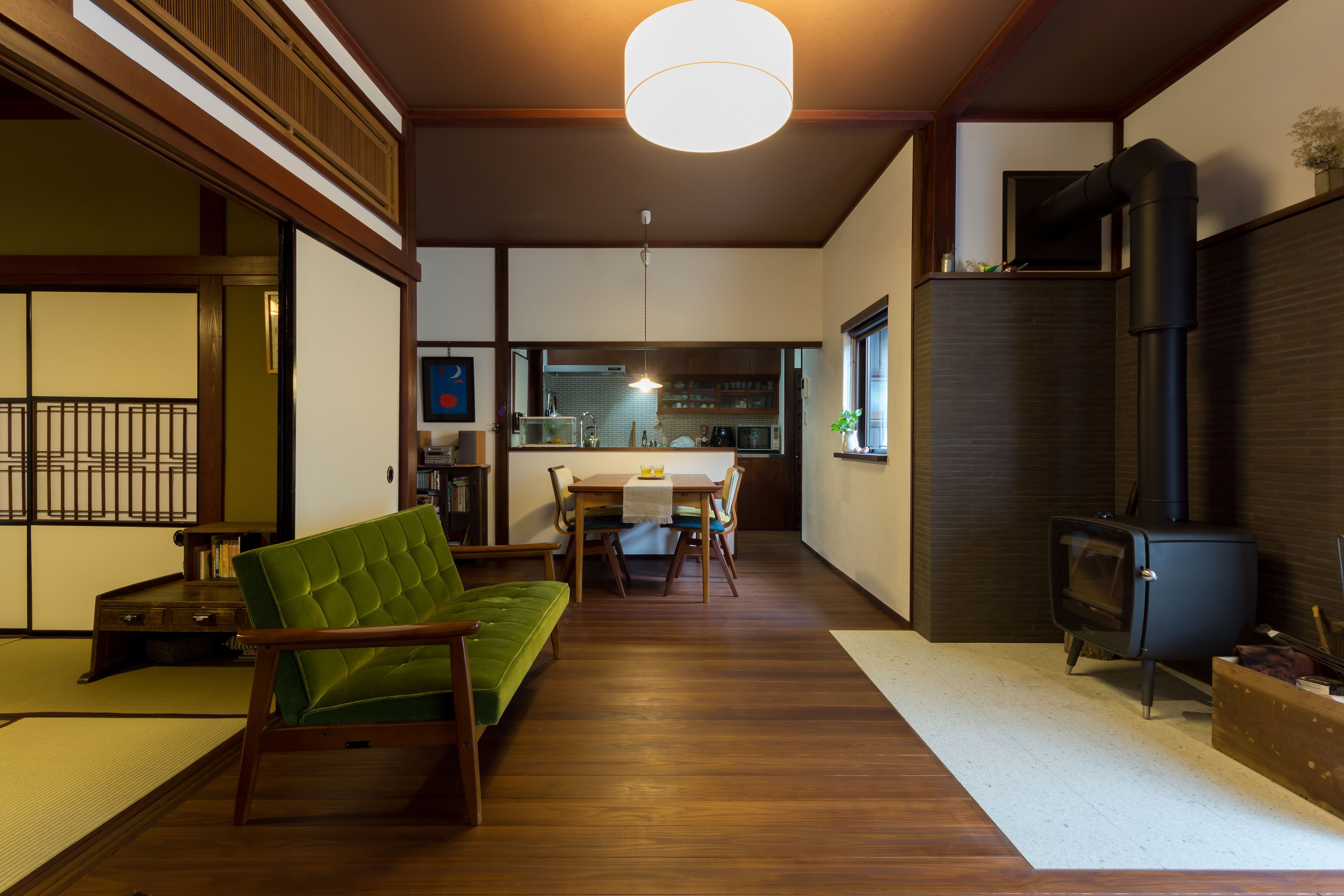 Traditional Japanese Living Room Home Sweet Home Preserving the Traditional Kanazawa