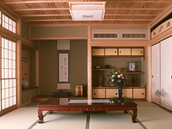 Traditional Japanese Living Room Japanese Style House Interior – How to Create A Balanced