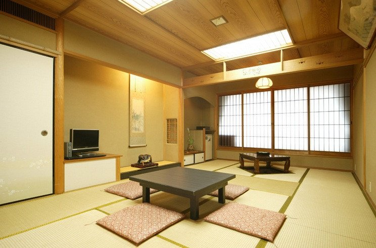 Traditional Japanese Living Room Japanese Style Living Room Ideas with Modern Couch Set
