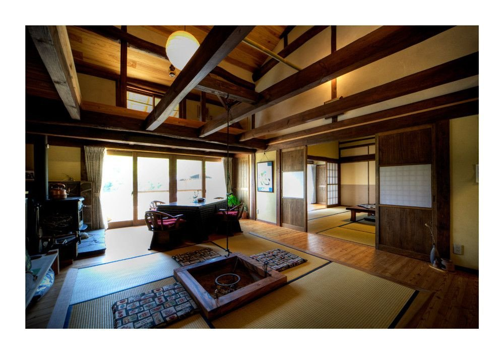 Traditional Japanese Living Room Living In Old Japanese House 2 Image & by Tad