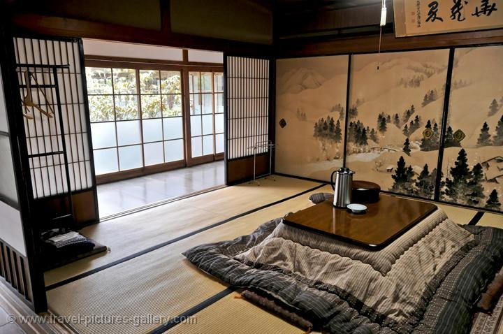 Traditional Japanese Living Room Nouvelle Génération Japanese Traditional House