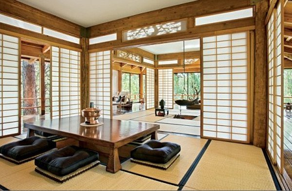 Traditional Japanese Living Room Traditional Japanese Living Room Design