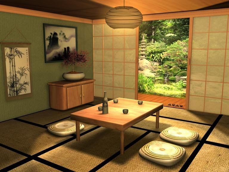 Traditional Japanese Living Room Traditional Japanese Room by Fizzingwhizbee5 On Deviantart