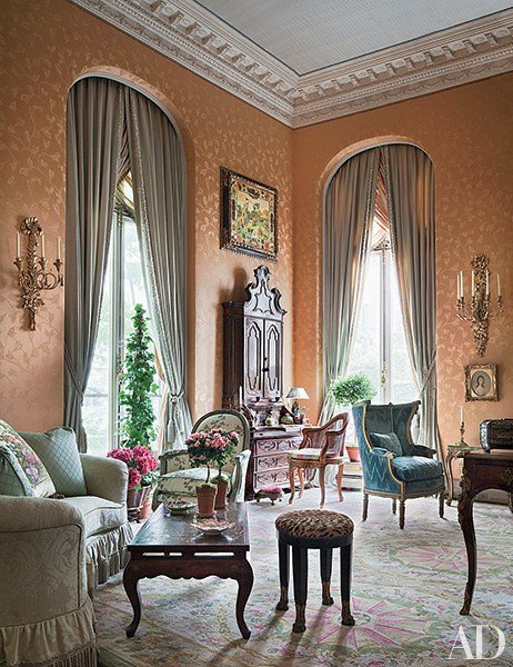 Traditional Living Room Apartment Design Inspiration High Ceiling Decorating Ideas