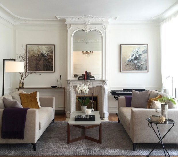 Traditional Living Room Apartment Get the Look 10 Elements Of Parisian Apartment Style