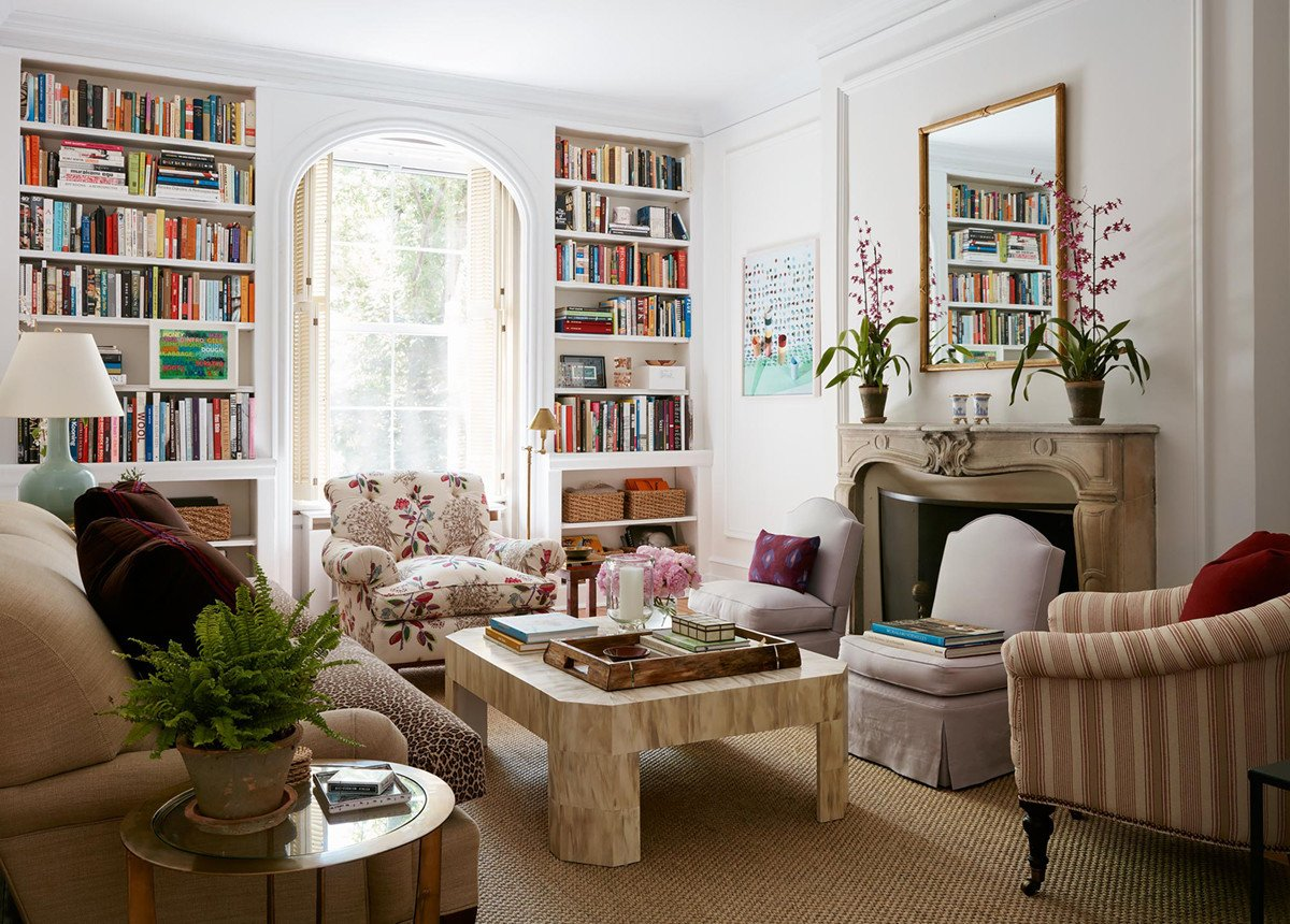 Traditional Living Room Apartment Room Of the Week 9 9 Coco Kelley Coco Kelley