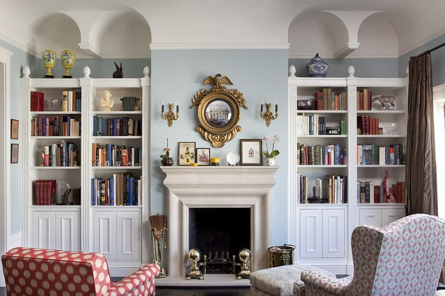 Traditional Living Room Bookcases Bookcase In Living Room Traditional Living Rooms Living