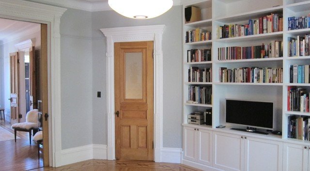 Traditional Living Room Bookcases Built In Bookcase