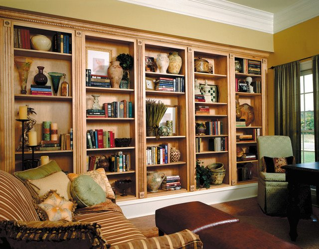 Traditional Living Room Bookcases Custom Bookcase Traditional Living Room Philadelphia