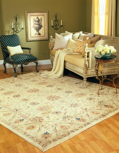 Traditional Living Room Carpets Living Room area Rug