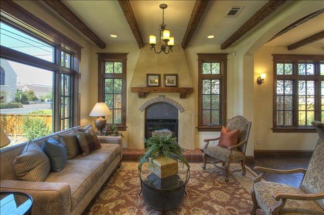 Traditional Living Room Ceiling Faux Wood Beam Ceiling Designs Traditional Living Room