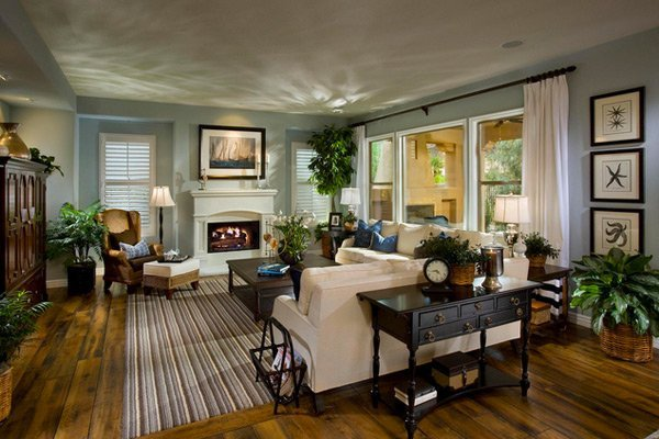 Traditional Living Room Color 15 Interesting Traditional Living Room Designs