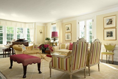 Traditional Living Room Color Newest Trends In Living Room Paint Color Schemes Home