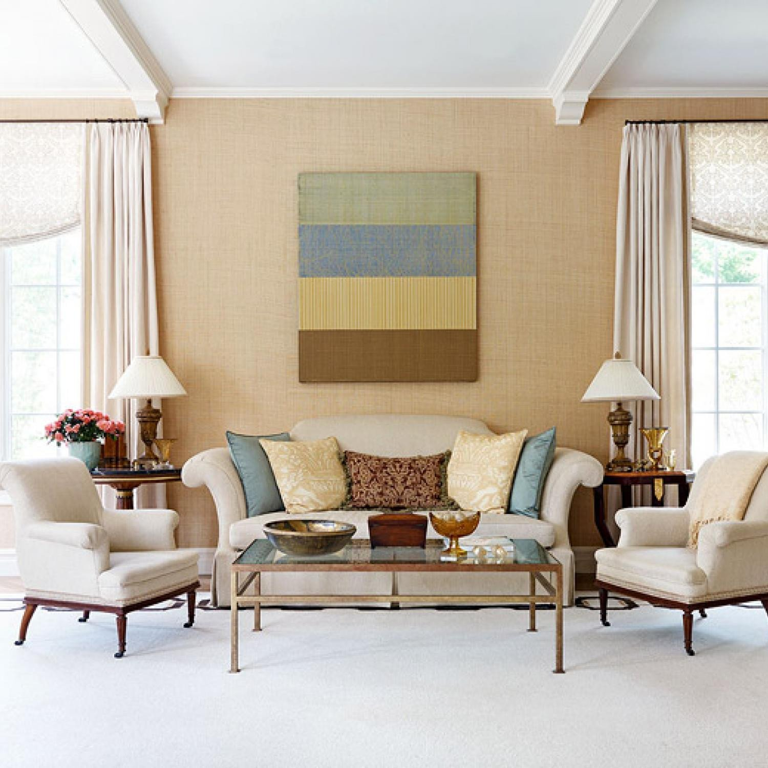 Traditional Living Room Decorating Ideas Decorating Ideas Elegant Living Rooms