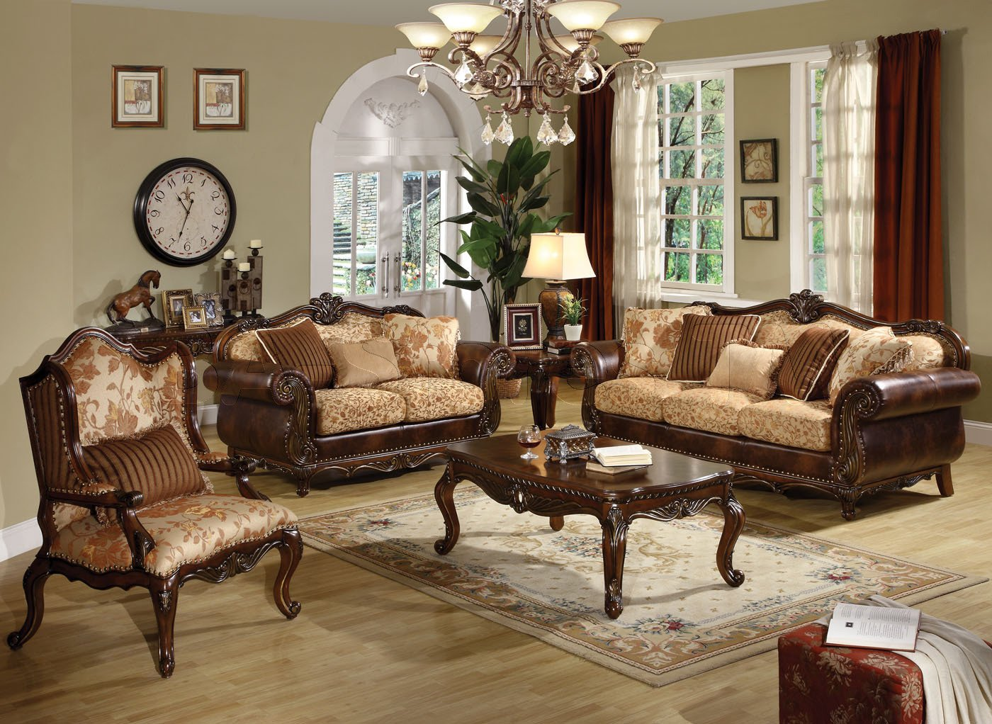 Traditional Living Room Furniture Best Furniture Ideas for Home Traditional Classic
