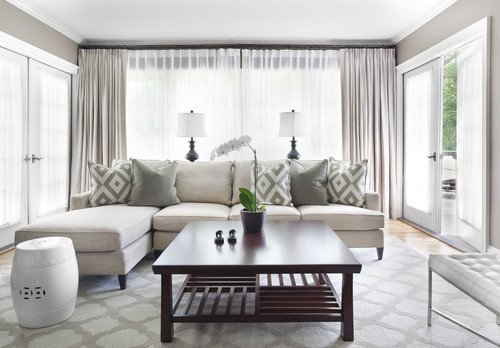 Traditional Living Room Gray 10 Gray Rooms Inspiration Part 2 – Pursuit Of Functional Home