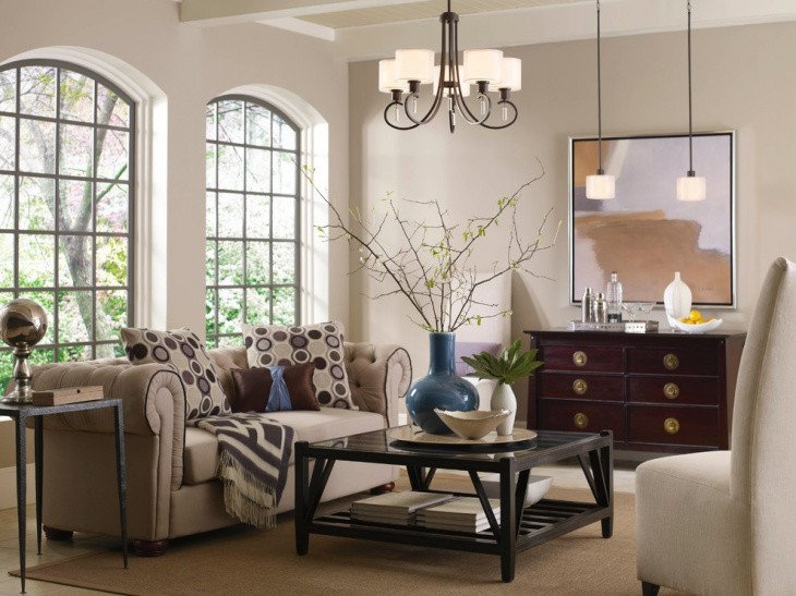 Traditional Living Room Lamps 21 Living Room Lighting Designs Decorating Ideas