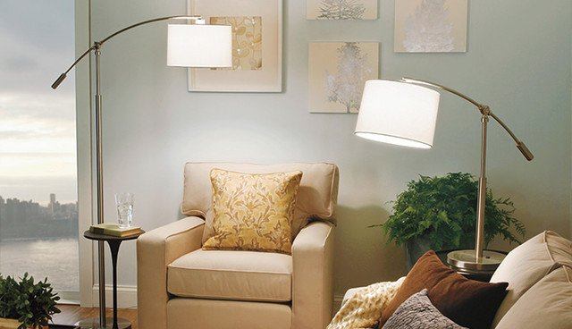 Traditional Living Room Lamps Floor Lamps Traditional Living Room New York by We