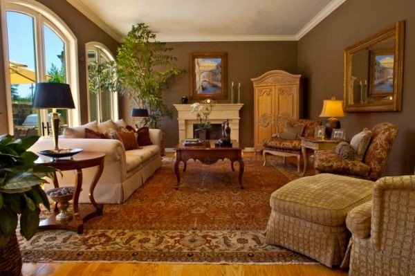 Traditional Living Room Rugs 10 Traditional Living Room Décor Ideas