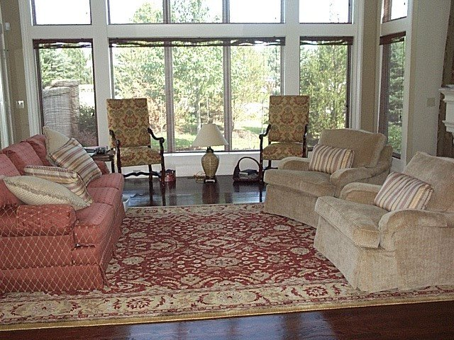 Traditional Living Room Rugs Living Rooms Traditional Living Room Kansas City