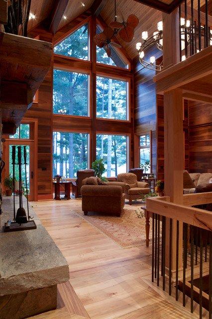 Traditional Living Room toronto Tario Traditional Living Room by