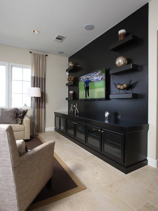 Traditional Living Room Tv 30 Living Room Design Ideas with Tv Set On Wall