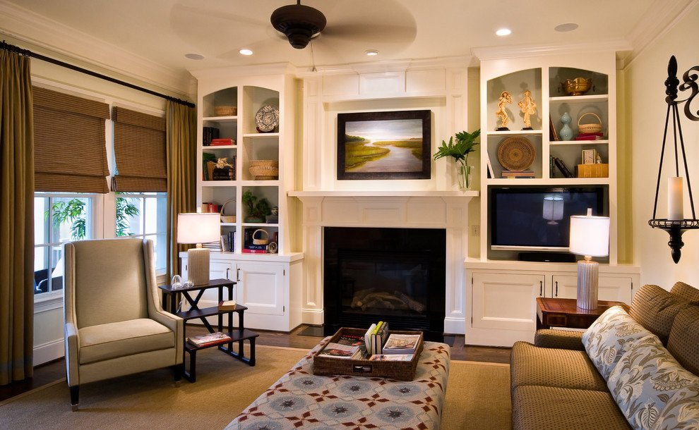 Traditional Living Room Tv Decorating Ideas for A Great Room Living Room Traditional