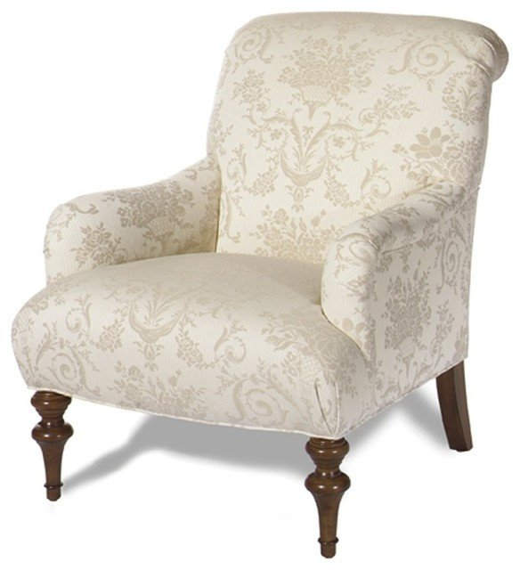 Traditional Living Room Upholstered Chairs Lexington Upholstery Jay Accent Chair Traditional Living