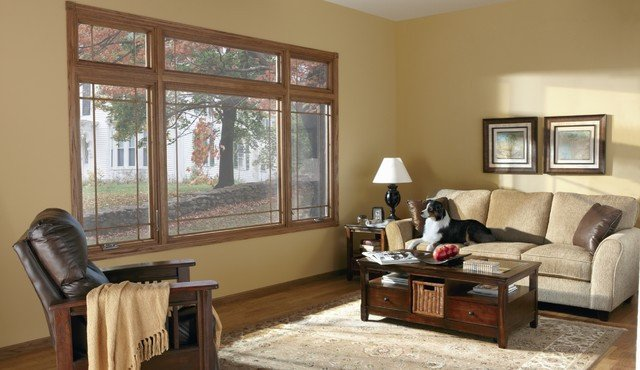 Traditional Living Room Windows Casement Windows Traditional Living Room Minneapolis