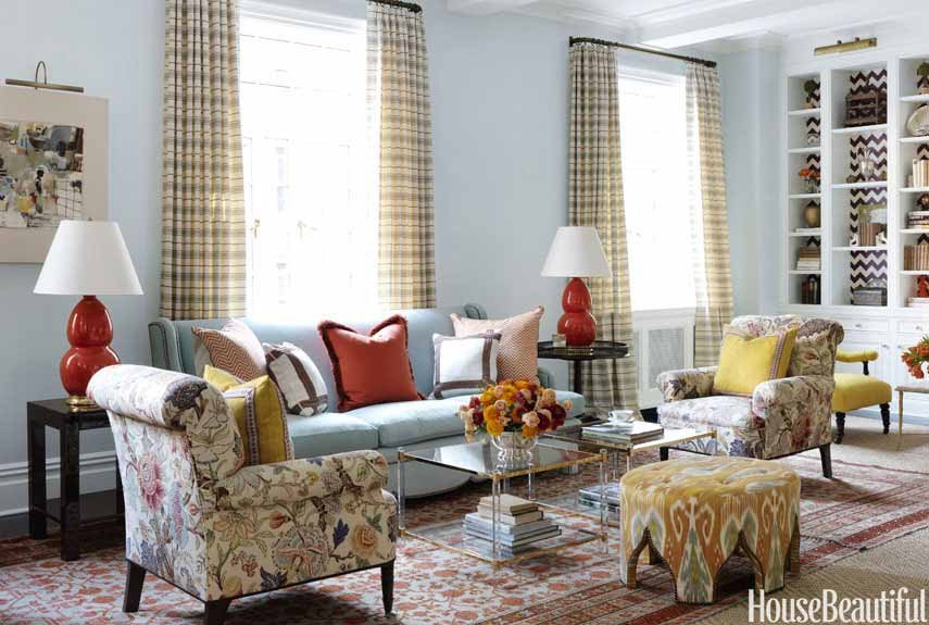 Traditional Modern Living Room Chinoiserie Chic Christina Murphy