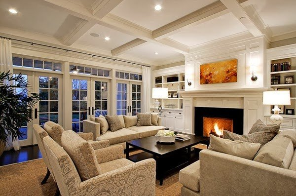 Traditional Modern Living Room Traditional Living Room Design Modern Style Home