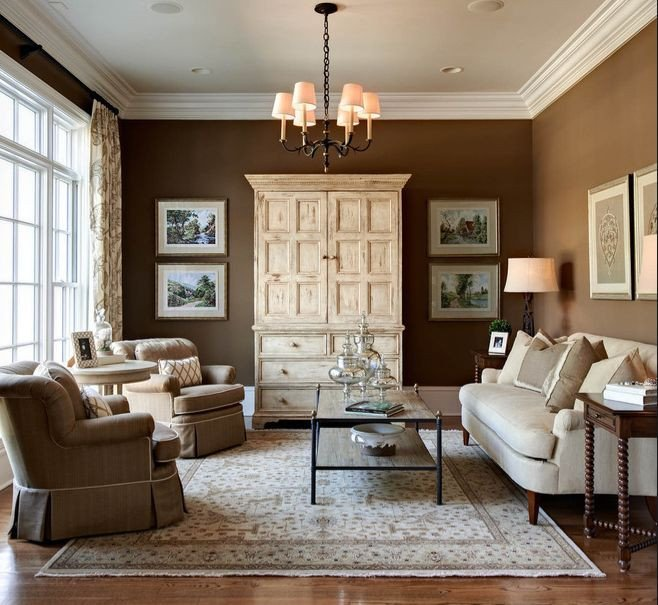 Traditional Small Living Room Creative Design Ideas for Small Living Room
