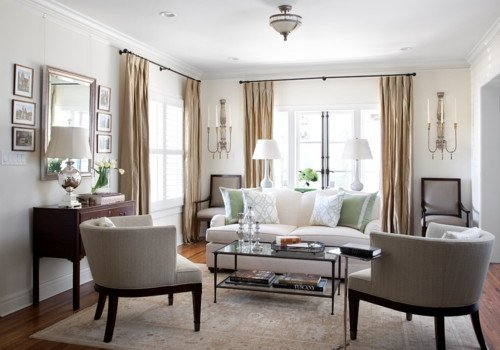 Traditional Small Living Room Designing Home 10 Tips for Decorating A Small Living Room