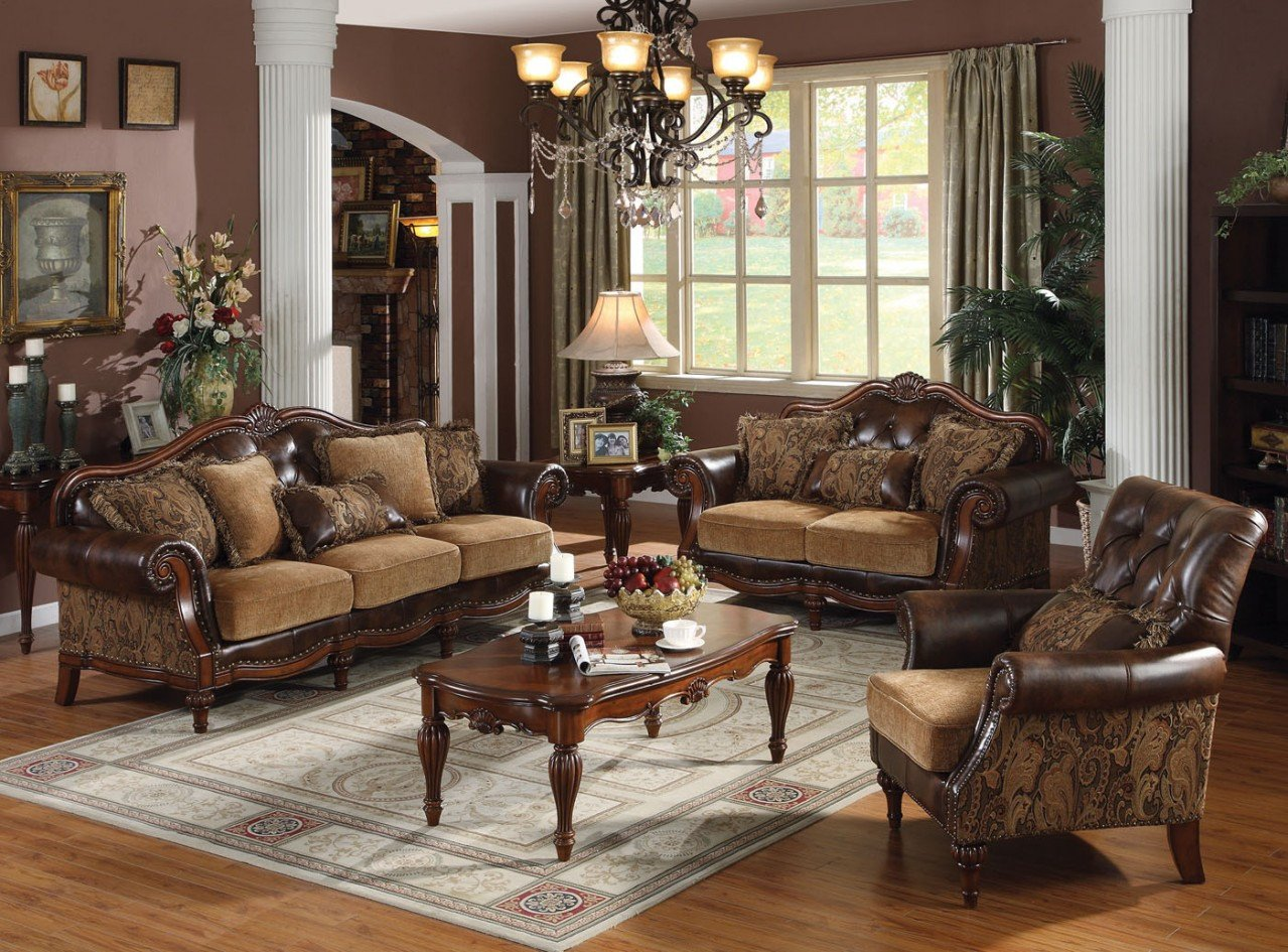 Traditional Style Living Room 33 Traditional Living Room Design – the Wow Style