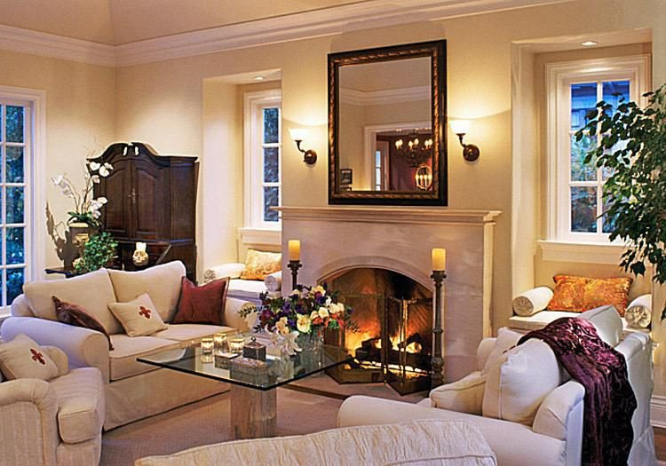 Traditional Style Living Room Classic Traditional Style Living Room Ideas