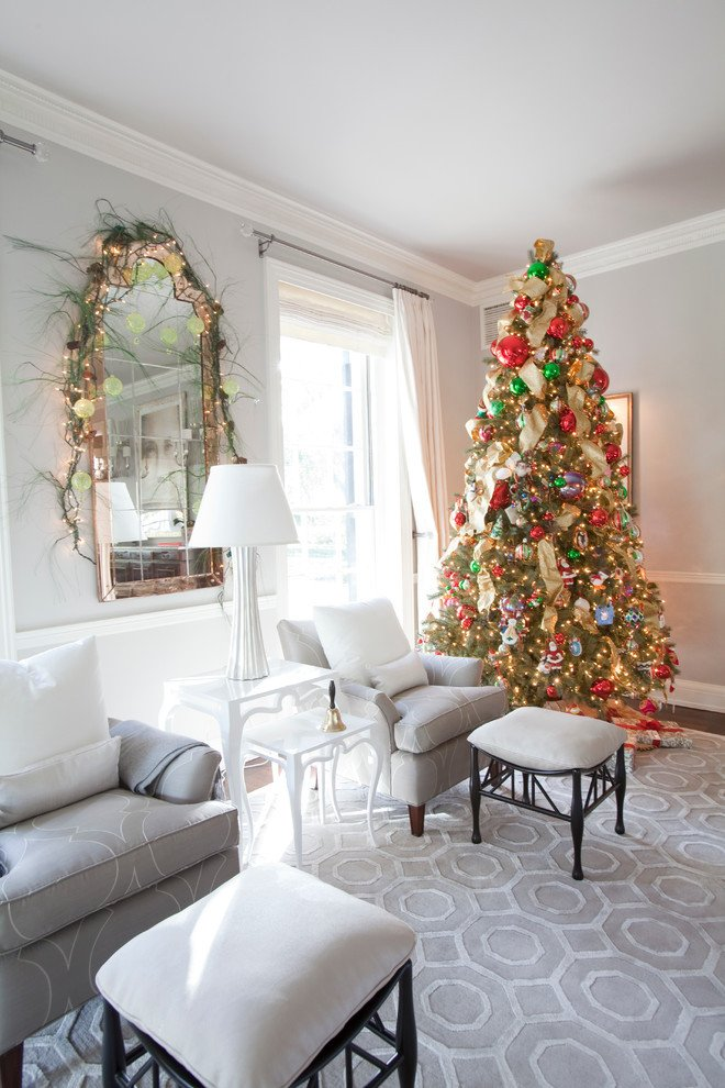 Tree Decor for Living Room 15 Best Christmas Tree Decoration Ideas