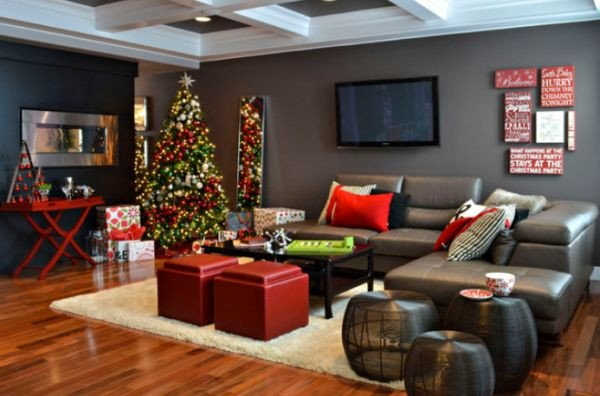 Tree Decor for Living Room 42 Christmas Tree Decorating Ideas You Should Take In